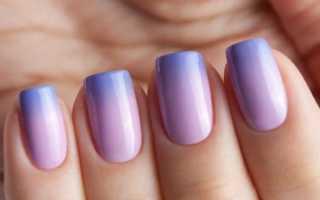Термолак для ногтей: что это такое термо гель-лак, как пользоваться