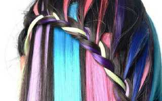 Накладные волосы: правила создания красивой причёски