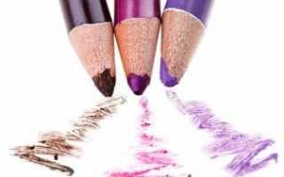 Тени карандаш для век: как выбрать, как наносить, топ лучших