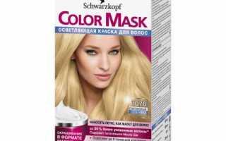 Все о красках для волос schwarzkopf