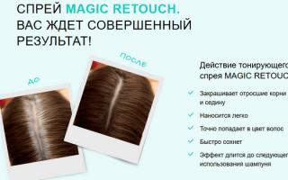 L oreal magic retouch