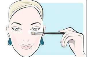Макияж для жирной кожи лица: как правильно наносить
