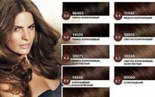 Темные цвета волос: краска для волос, выбор оттенка, обзор производителей, советы парикмахеров