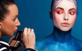 Современный make-up: особенности фантазийного макияжа. фантазийный макияж как способ самовыражения