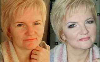 Макияж который молодит. какой макияж молодит, а какой старит? макияж, который молодит