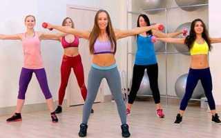 Упражнения для аэробики — лучший комплекс для похудения и сжигания жира