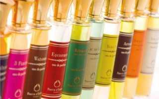 Как не запутаться в многообразии ароматов, парфюм