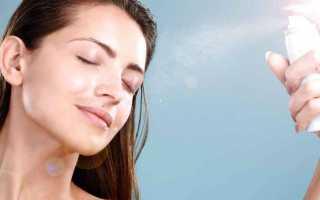 Увлажнение кожи на лето: всё о спреях для лица