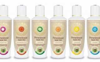 Подарок волосам от природы — репейное масло. топ-5 средств и нюансы использования