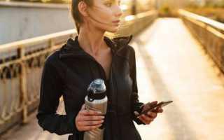 Расход калорий при ходьбе