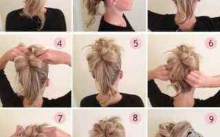Как красиво собрать волосы: прически на каждый день и для особых случаев