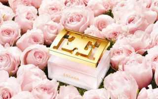 Аромат ванили в женской парфюмерии
