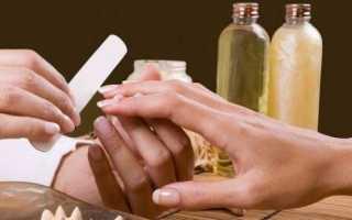 Как сделать накладные ногти в домашних условиях
