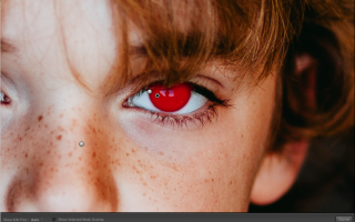 Как сделать выразительные глаза с помощью туши. выразительные глаза. более выразительные глаза без макияжа