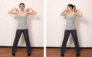 Упражнения для гармоничного развития плечевого пояса
