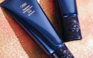 5 лучших косметических средств от фирмы oribe