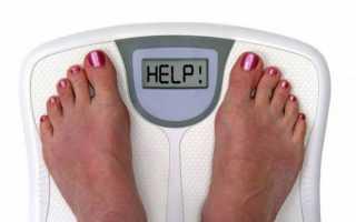 Как быстро набрать вес худой девушке?