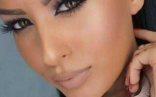 Арабский макияж: правила и секреты