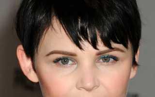Женские стрижки на средние волосы для круглого лица