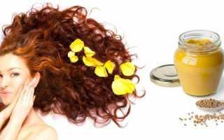 Увлажняющая горчица: горчичная маска для сухих волос против выпадения и для роста
