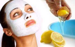 Яичная маска в домашних условиях от морщин для лица с разным типом кожи: рецепты