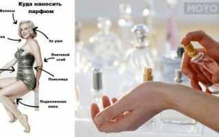 Стойкость парфюма: как определить и продлить