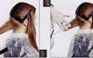 Фото-примеры омбре для блондинок