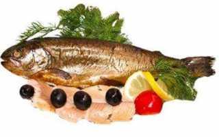 Форель: калорийность, бжу, вкусные рецепты