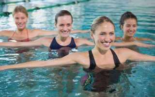 Аквааэробика для похудения: оцениваем эффективность программы