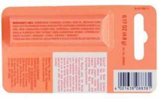 Особенности бальзама для губ weleda