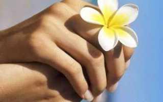 Сухая кожа рук: симптомы и лечение