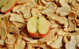 Калорийность яблоко сушеное, тушеное без сахара. химический состав и пищевая ценность
