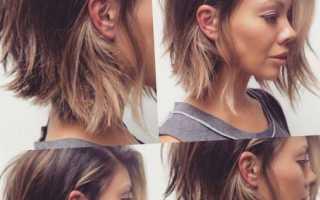 Окрашивание волос 2021 и модные тенденции на короткие волосы