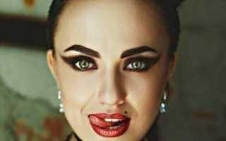 Страшно красивая, или как создать образ ведьмы на хэллоуин
