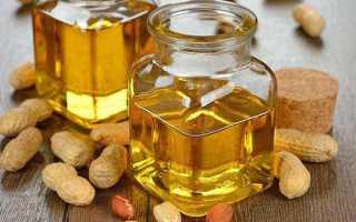 Количество белка в арахисе