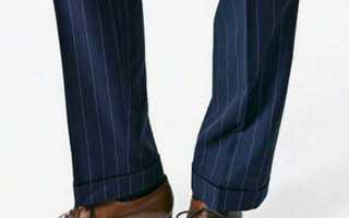 Способы подвернуть джинсы, как сделать это правильно и стильно