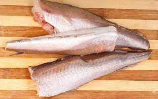 Все о рыбе хек
