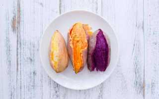 Батат: калорийность, полезные свойства, рецепты приготовления
