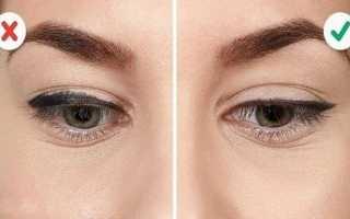 Макияж для голубых глаз: идеи и советы