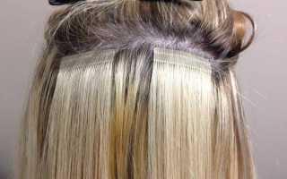 Как наращивают волосы? как нарастить волосы в домашних условиях?