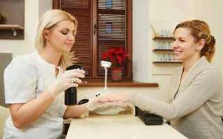 Лечение слоящихся ногтей на руках