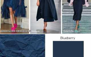 Какой самый модный цвет? смотрите стильные образы в самом модном цвете