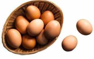 Желток яичный — рецепты